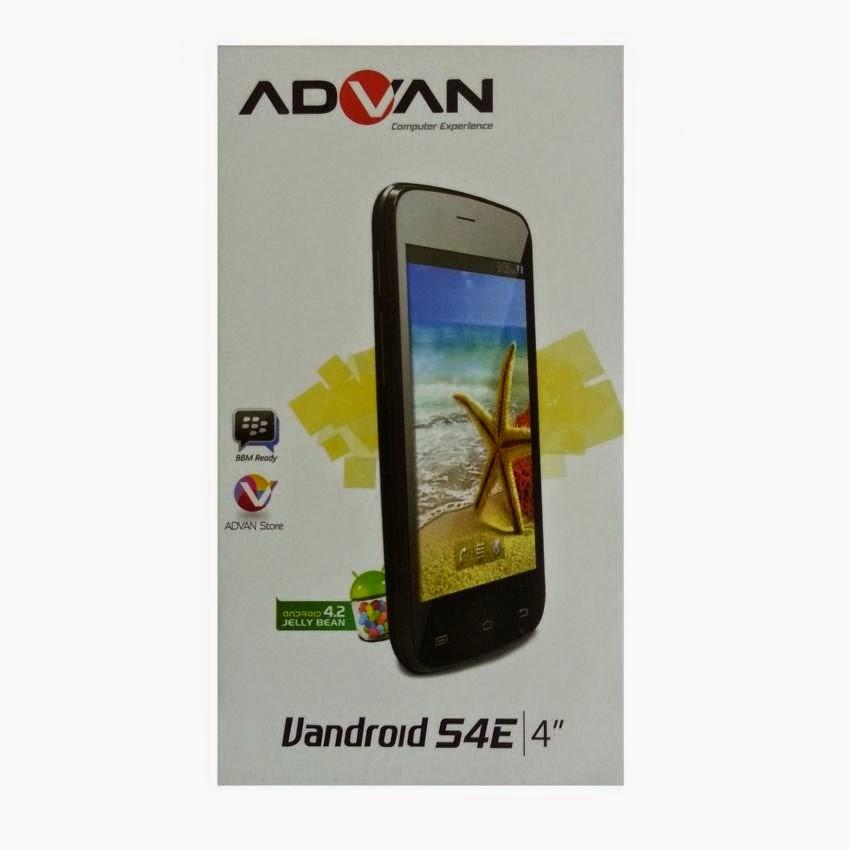 Advan Vandroid S4E