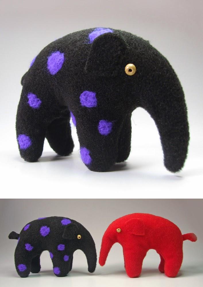 Elephants toys