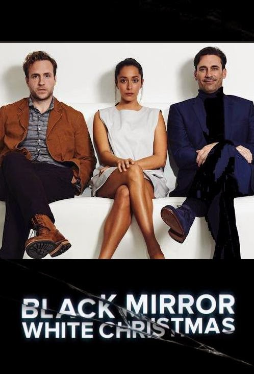 "ESPECIAL NAVIDAD. DIA 21: ""Black Mirror. White Christmas"" (2014) de Carl Tibbetts."