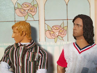 Profile of Revell GmbH& Co. KG Benjamin Lauth (left) and Jakks Pacific Van Helsing (right)