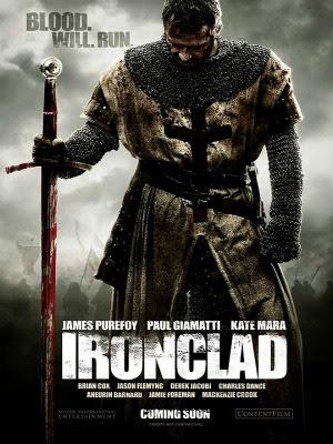 Giáp Sắt Vietsub - Ironclad (2011) Vietsub