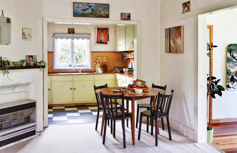 #743E24 casa de fifia blog de decoração : cozinha integrada 1240x800 px Melhoria Home Da Cozinha_10 Imagens