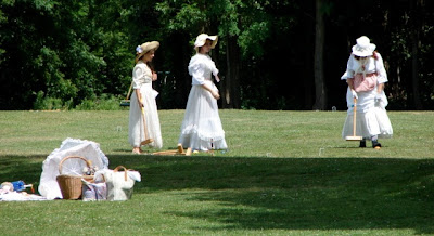 Gerrit Smith Estates Family Day of Croquet