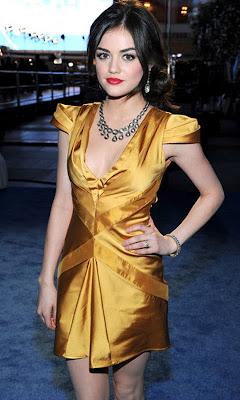 Lucy Hale Diamond Bracelet