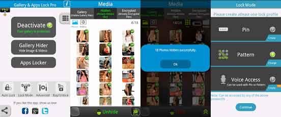 Gallery&Apps-Lock-Pro+ Hide apk
