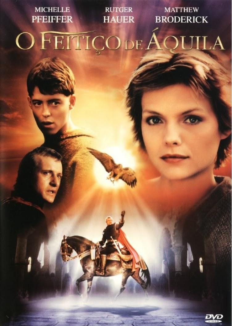 O Feitiço de Áquila – Dublado (1985)