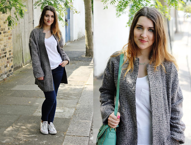 autumn fall outfit blogger fashion asos