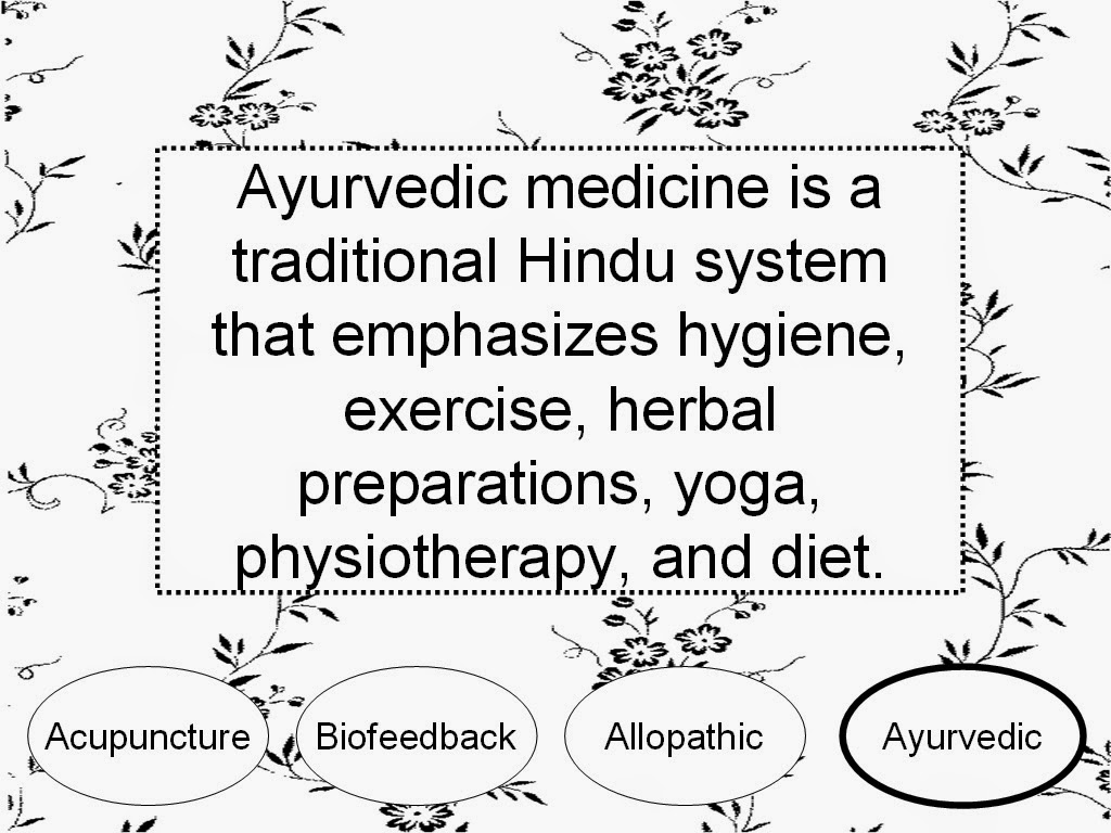 alternative medicine: what is alternative medicine definition