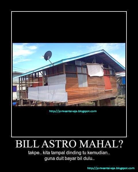 BILL ASTRO MAHAL?