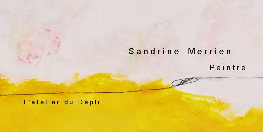 Sandrine est à l' Atelier
