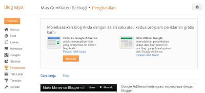 Cara Mengembalikan Tab Earnings Adsense Yang Hilang Di Blogspot 04