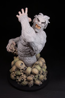 Wendigo (Marvel Comics) Character Review - Mini Bust Product