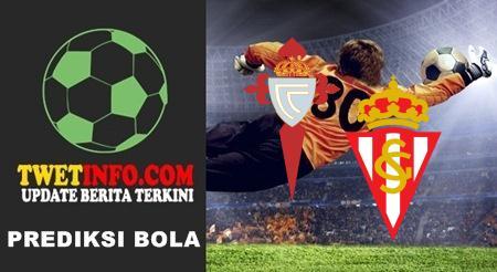 Prediksi Celta Vigo vs Sporting Gijon