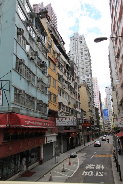 Many historical buildings as well as new architectural buildings can be seen in Hong Kong