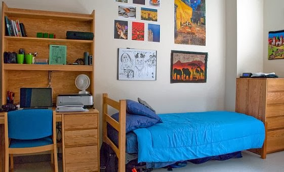 Fitting into Your Dorm Room Five Ideas for Best Utilizing  ~ 044315_Smart Dorm Room Ideas