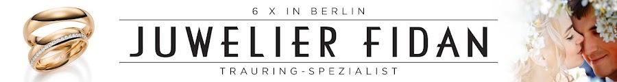 Juwelier Fidan - Eheringe und Verlobungsringe, Trauringspezialist in Berlin