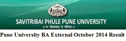 Pune University BCom October 2014