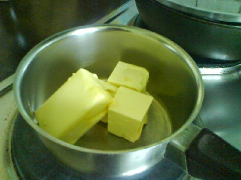 Baño de Mantequilla (Tortas)