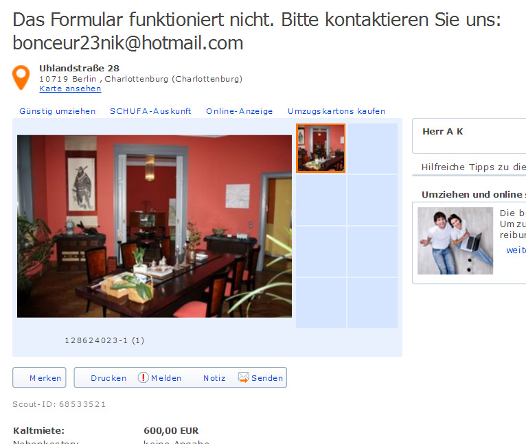 das formular funktioniert nicht bitte kontaktieren sie uns bonceur23nik. Black Bedroom Furniture Sets. Home Design Ideas