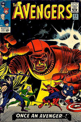 Avengers #23, Kang