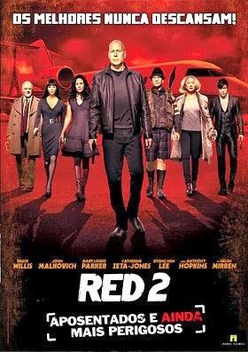 RED 2 - Aposentados e Ainda Mais Perigosos - Dublado