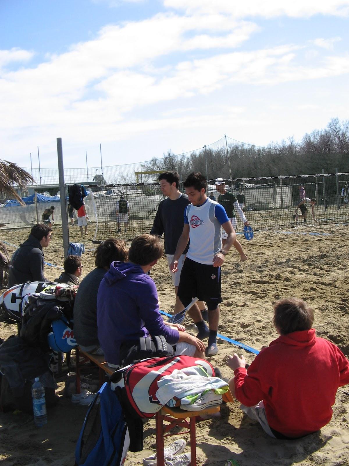 Beach Tennis Ravenna: Pasquetta al Bagno Giada, Lido Adriano ...