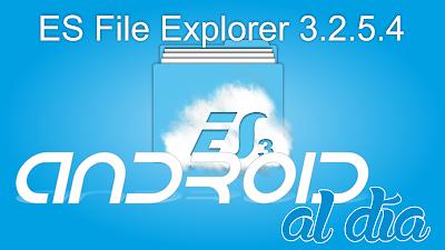 ES File Explorer 3.2.5.4