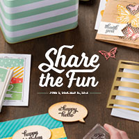 View the current Stampin' Up Catalog