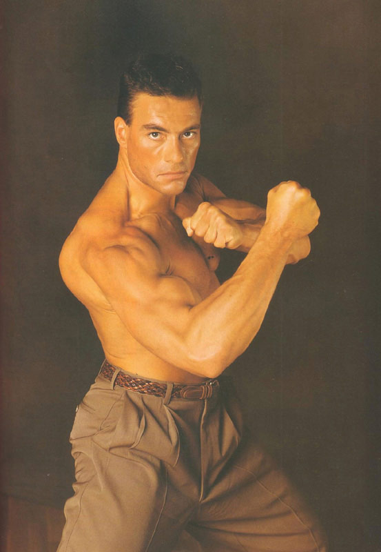 music n 39 more jean claude van damme. Black Bedroom Furniture Sets. Home Design Ideas