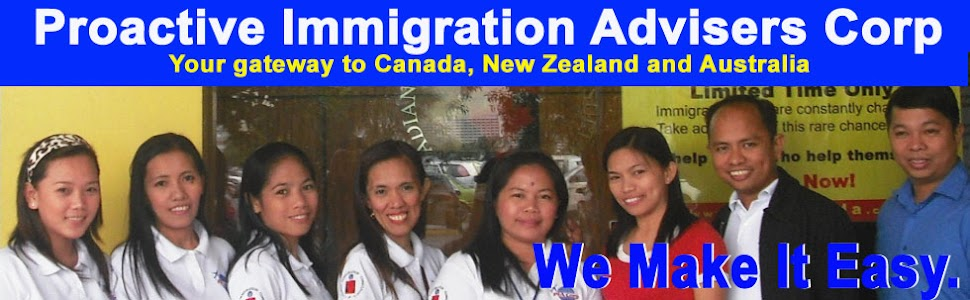 Proactive Immigration Advisers Corp