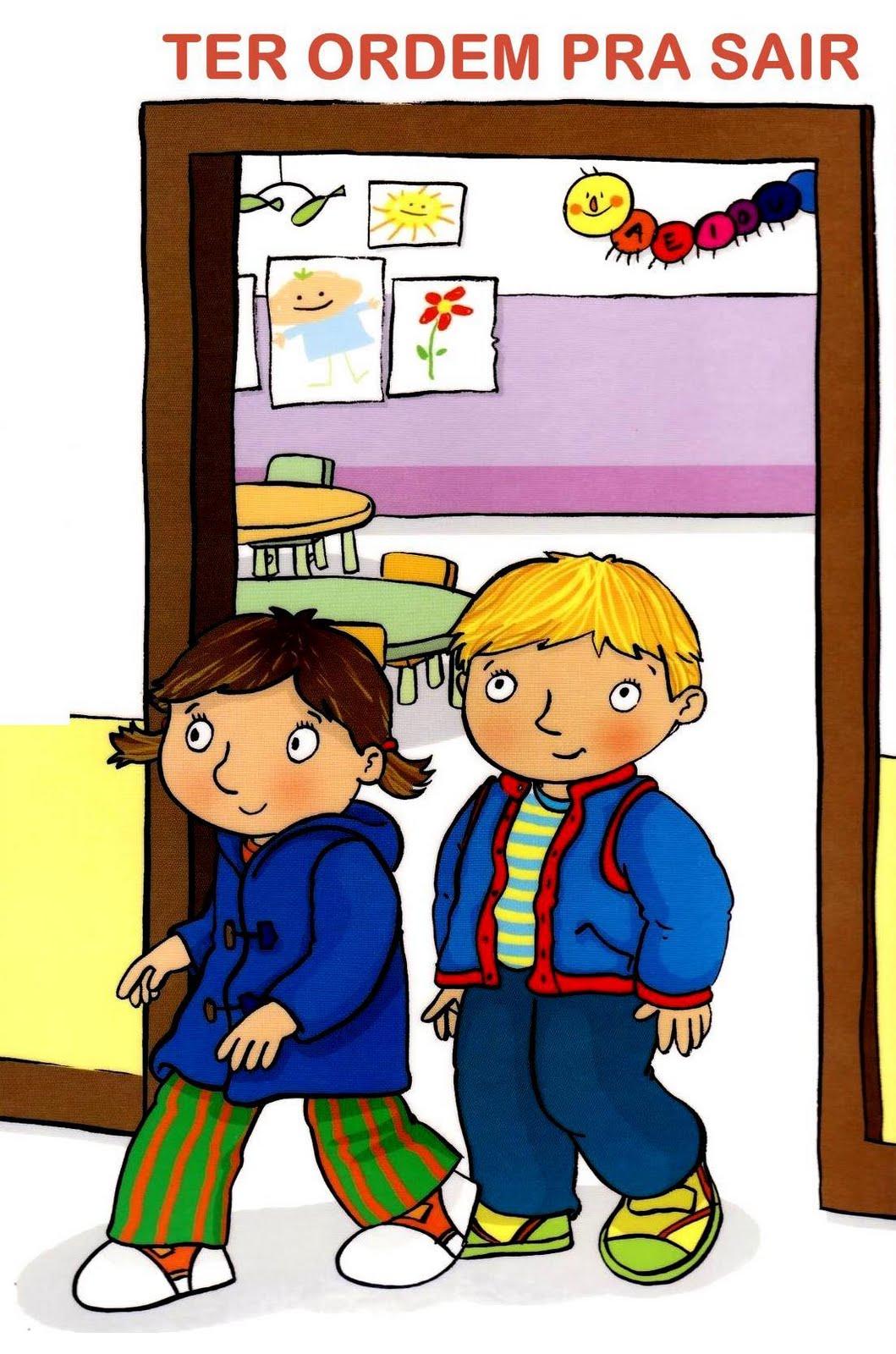 Preferência Regrinhas para Sala de Aula - Regras para Educação Infantil  FV82