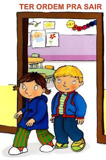 Regrinhas para Sala de Aula - Regras para Educação Infantil