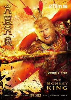 The Monkey King 2014 poster