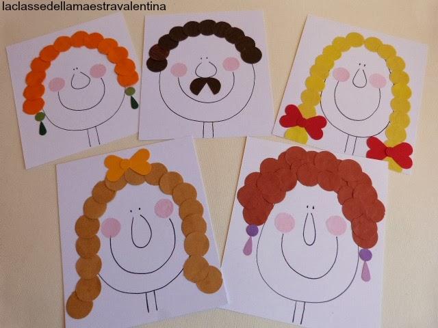 La classe della maestra valentina la famiglia coriandolone for La classe della maestra valentina accoglienza