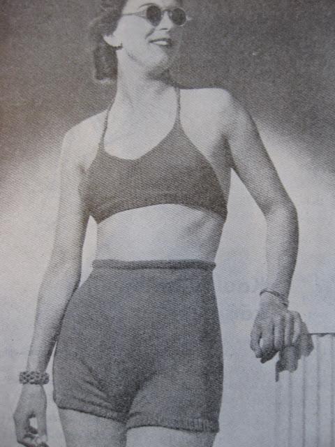 40-luvun uimapuku