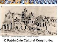 ÉVORA: CONFERÊNCA SOBRE O PATRIMÓNIO CULTURAL CONSTRUÍDO