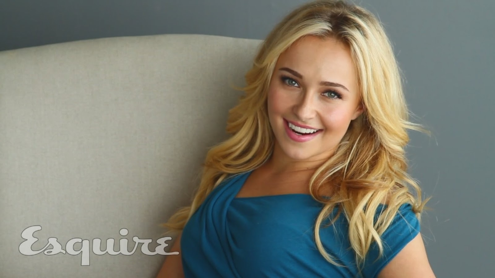 and select    save image as       Posted in Hayden Panettiere