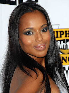 kerry+washington+smoky+eye Makeup Mondays With Mario: Smokey Eyes For Dark Complexions