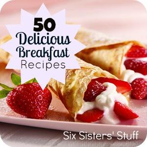 50 Delicious Breakfasts Recipes