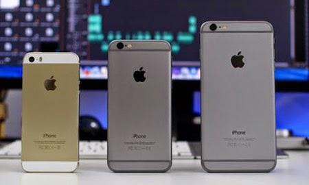 Apple: iPhone màn hình càng to, càng bán chạy