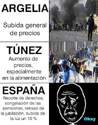 ESPAÑA DEMOCRACIA REAL YA!