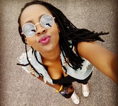 Big Brother Africa Goitse April Kgaswane