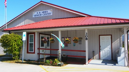 Katie B. Hines Senior Center