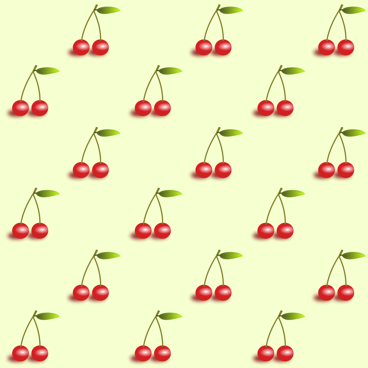 free digital cherry scrapbooking and fun papers ...