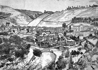 Imagen de Cangas del Narcea de 1881