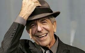 """A lazy bastard living in a suit""  Leonard Cohen"