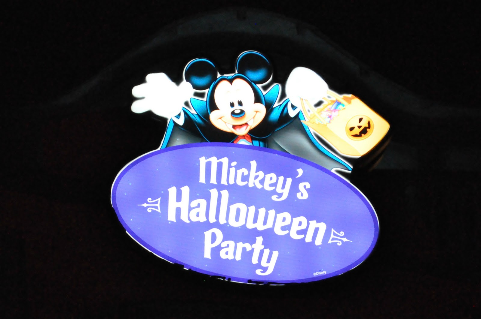 Magical Days with the Mouse: Mickey's Halloween Party ... What to ...