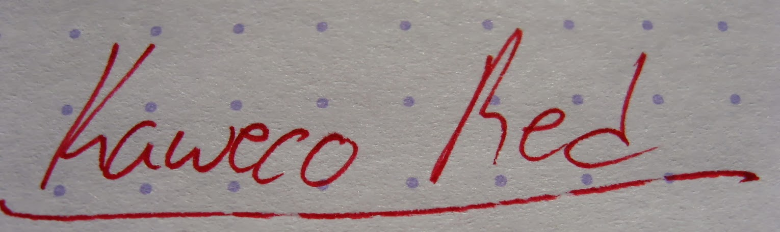 Kaweco Red