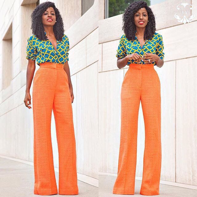 Colors That Go With Orange Part - 34: TRENDS: ORANGE IS THE NEW BLACK