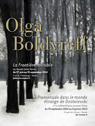 """Exposition """"Promenade dans le monde étrange de Dostoïveski"""", Médiathèque J. Demy, Nantes 2014"""